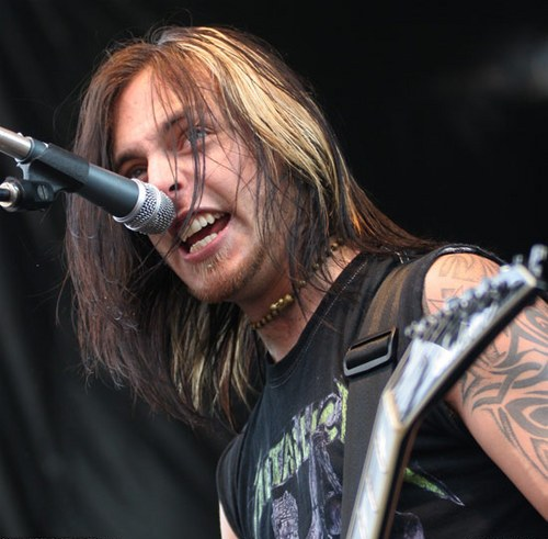 BULLET FOR MY VALENTINE Frontman Matt Tuck Has Revealed That He Is  Collaborating With As Yet Undisclosed Musicians On A U201cmetal As Fucku201d Side  Project, ...