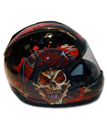 ROCKHARD Lynyrd Skynyrd Full Face Motorcycle Helmet Authentic